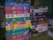 Видеокассеты VHS!много!