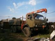 КАМАЗ 4310 (вездеход) бортовой