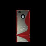 Чехол-панель из прочного пластика для iPhone 4 / 4S