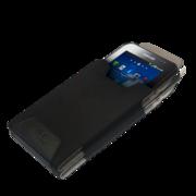 Чехол-папка нейлоновый с магнитным замком для Samsung Galaxy Tab (черн