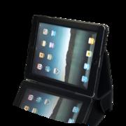 Чехол-подставка кожаный для iPad 2