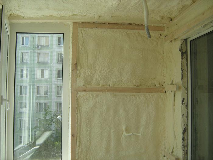Утепление домов дач гаражей квартир балконов стен полов анга.