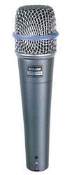 Микрофон SHURE BETA 57 A вокально-инструментальный.МАГАЗИН.МОСКВА