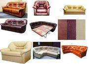 Кожаный диван Остин.