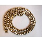Красивое ожерелье 900 платина 750 золото,  82, 40 грамм