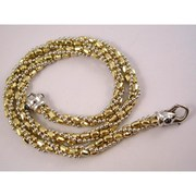 красивое ожерелье 585 золото 45, 79 грамм
