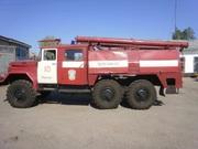 Продам пожарную машину ЗИЛ-131 АЦ-40
