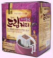 Кофе DRIP COFFEE HAZELNUT производство Южная Корея