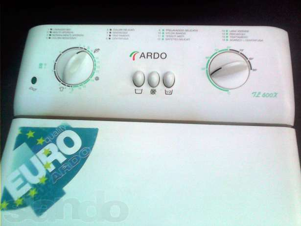 инструкция для ardo tl600x