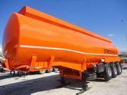 Продам цистерну бензовоз NURSAN 28 м3