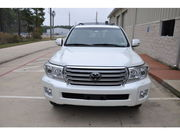 2013 Toyota Land Cruiser 4dr 4WD