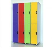 Секционная спортивная мебель шкафчики hpl для раздевалок,  локеры hpl
