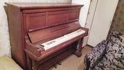 Пианино Feurich Leipzig конца 19,  начала 20 веков