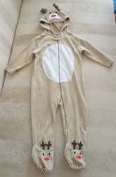 Новогодний костюм олененка