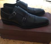 Продам итальянские туфли (ботинки,  полуботинки) Mezlan Webber ll