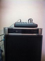Комплект музыкального оборудования Yamaha