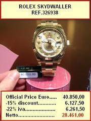Брэндовые наручные часы по сниженным ценам