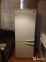 Срочно продам б/у холодильник.