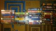 Видеокассеты б/у VHS