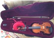 Продам скрипку 1/4 футляр новая