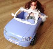 Машинка для Барби и Братц