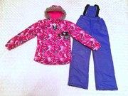 Зимние мембранные куртки комплекты горнолыжные костюмы известных фирм!
