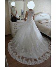 Роскошное платье для настоящих принцесс!