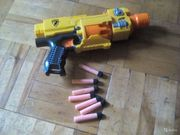 Nerf Barricade (2 шт. + 7 пуль)