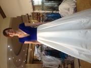 НОВОЕ свадебное или вечернее платье