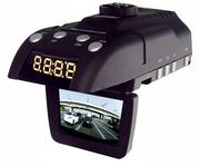 Видеорегистратор Антирадар и GPS информатор в одном устройстве