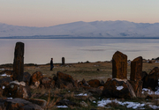 Лето в Армении: озеро Севан