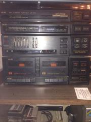 Аудио система AKAI