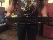 Ampeg предусилитель для бас гитары SVP-BSP