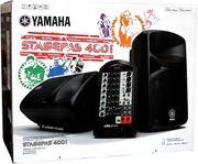 Продам НОВУЮ акустическую систему Yamaha Stagepas 400i