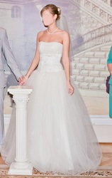 Прекрасное свадебное платье в идеальном состоянии