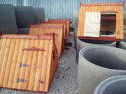 Домики и крышки для колодца в Домодедово Ступино