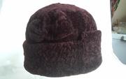 Продаётся женская шапка из мутона