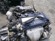 Двигатель F20B Honda (DOHS, VTEC)