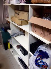 Стеллаж для хранения вещей и документов