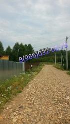 Подключение электричества в Дитровском районе.