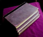 Редкое  издание  Данилевского,  три тома 1901 год.