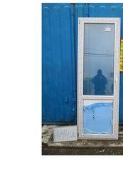 2240 (в) х 770 (ш) НОВАЯ дверь ПВХ № Д494 и много разных