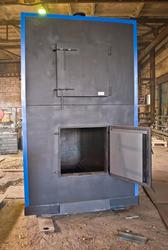 Котлы  промышленные твердотопливные пиролизные  0, 075 кВт - 1МВт