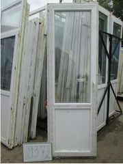 2230 (в) х 750 (ш) НОВАЯ дверь пвх № Д937