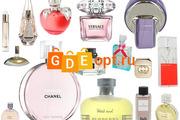 Косметика и парфюмерия оптом от GdeOpt.ru. Ищем оргов СП!