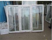 1530 (в) х 2060 (ш) НОВОЕ окно пластиковое №31215 и много разных