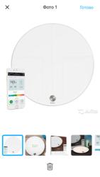 Продам умные весы Qardio QardioBase Wireless Smart Scale