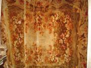 Шерстяной ковёр царских времён,  250 Х 200 см.