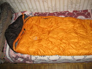 Пуховой спальный мешок Sierra Design
