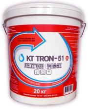 КТтрон–51 комплексная гидроизоляционная добавка для бетона